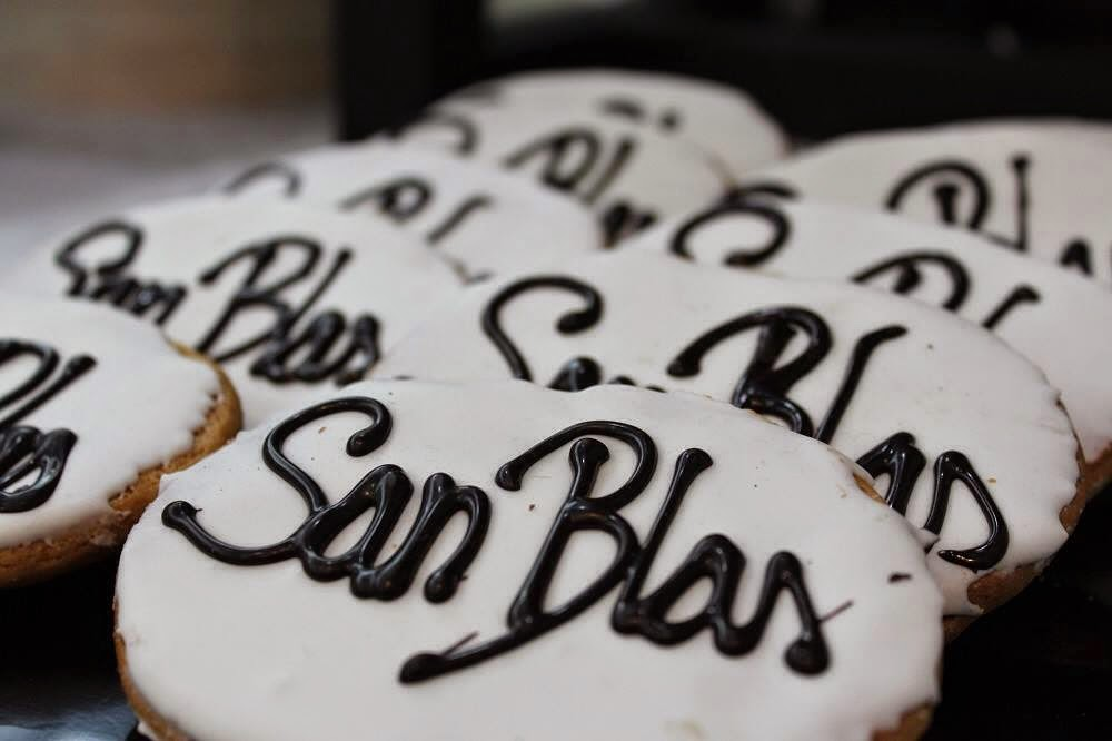 TORTA DE SAN BLAS